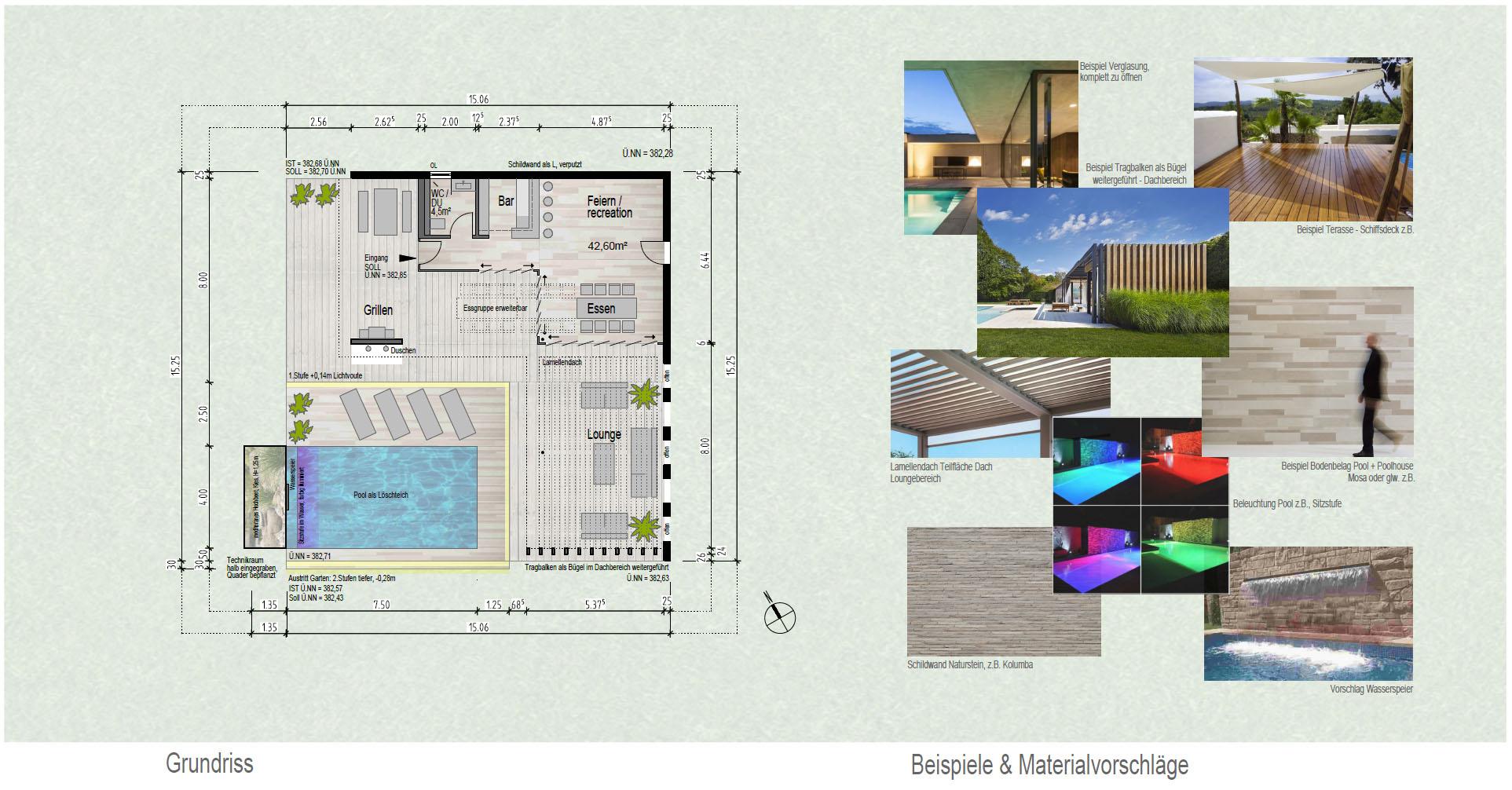 Poolhouse Michel