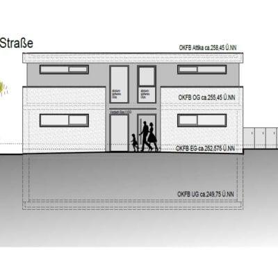 Architekt Koblenz Arndt Schwarz Planarchitektur Skizze 3